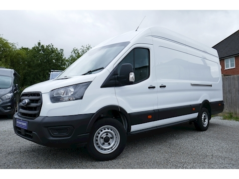 Ford Transit 350 Leader L4 H3 2.0 130ps RWD Van - Large capacity van