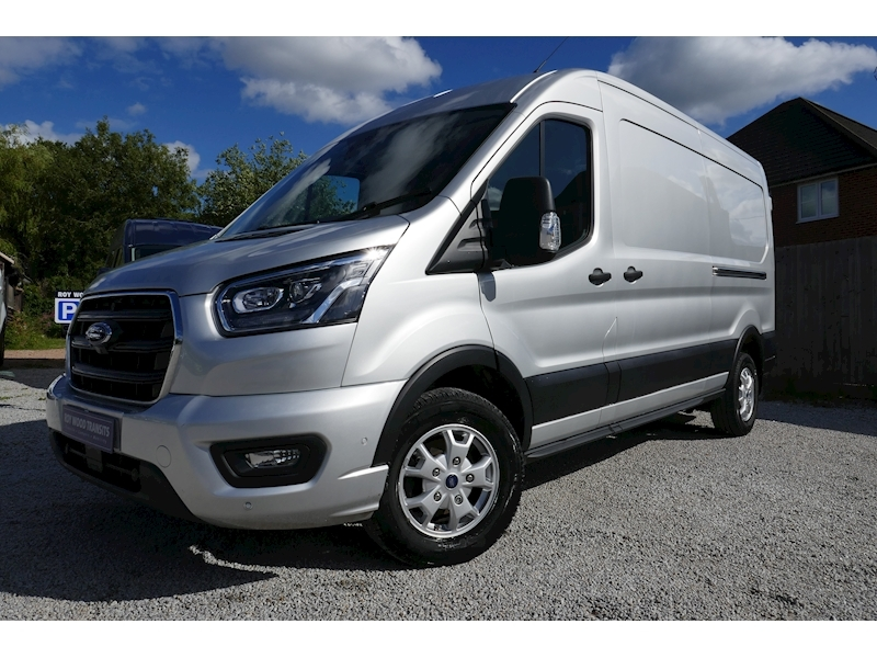Transit 350 Limited L3 H2 FWD 2.0 185ps Euro 6.2 - Great condition - Warranty to Dec 2022 2.0 5dr Panel Van Manual Diesel