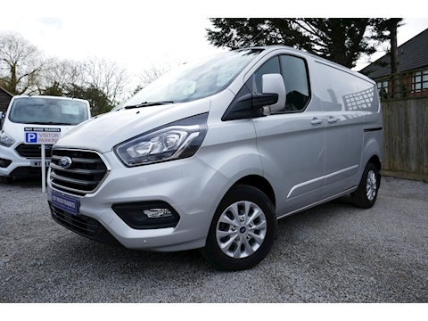 Ford Transit Custom 300 L1 Limited 2.0 130PS Euro 6 Van