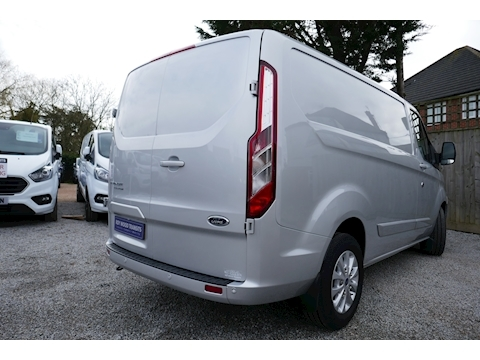 Transit Custom 300 L1 Limited 2.0 130PS Euro 6 Van 2.0 5dr Panel Van Manual Diesel