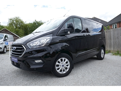 Ford Transit Custom 300 L1 Limited 2.0 130ps Euro 6 Diesel van - Great condition