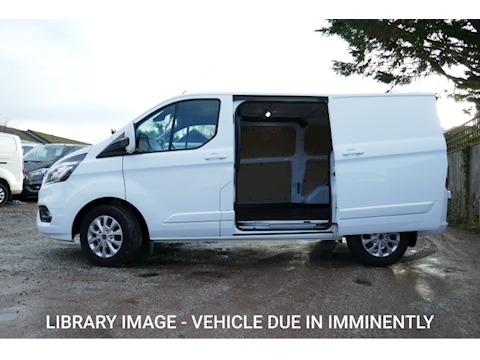 Transit Custom 300 L1 H1 Limited 2.0 130ps EURO 6 Van 2.0 5dr Panel Van Manual Diesel