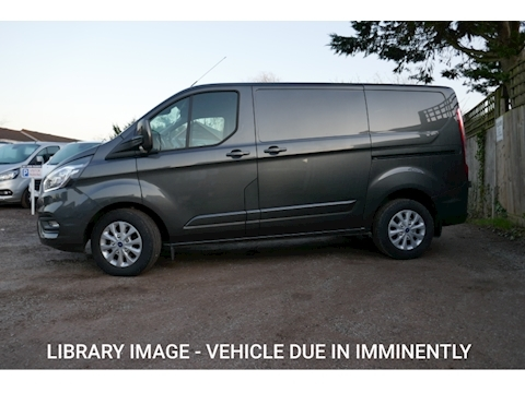 Transit Custom 300 L1 Limited 2.0 130ps Euro 6 - Low Mileage 2.0 5dr Panel Van Manual Diesel