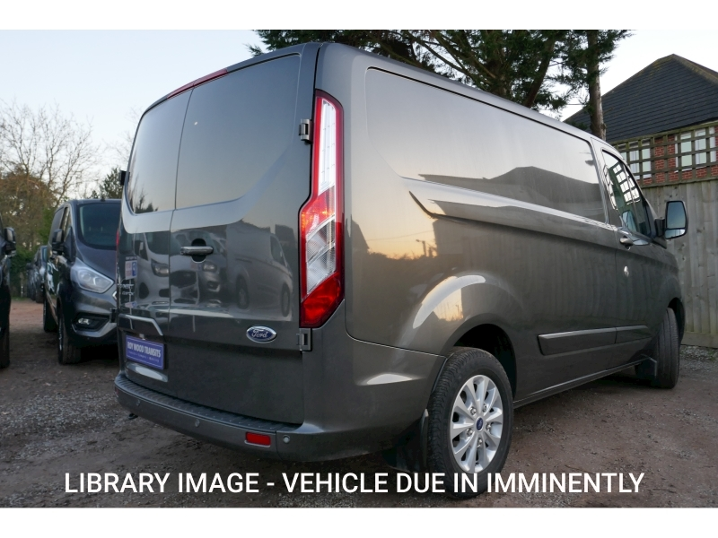 Ford Transit Custom image 8