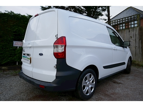 Transit Courier Trend 1.5 Euro 6 Van - Great little van to drive 1.5 4dr Panel Van Manual Diesel