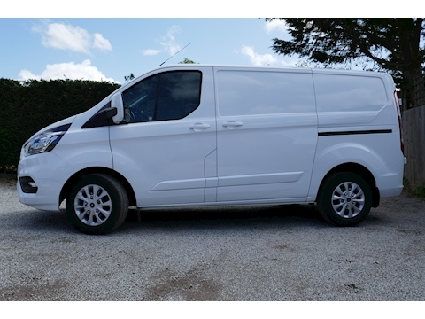 Transit Custom 300 L1 Limited 2.0 130ps Auto Van 2.0 5dr Panel Van Auto Diesel