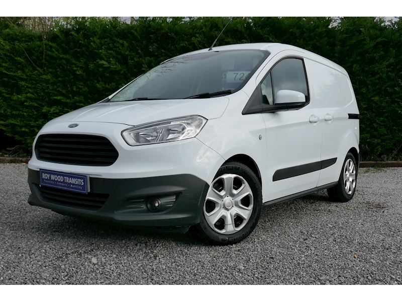 Transit Courier Trend Ecoboost 1.5 75ps 5-speed Manual 1.5 5dr Panel Van Manual Diesel