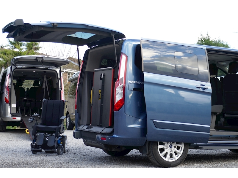 Ford Tourneo Custom WAV image 33