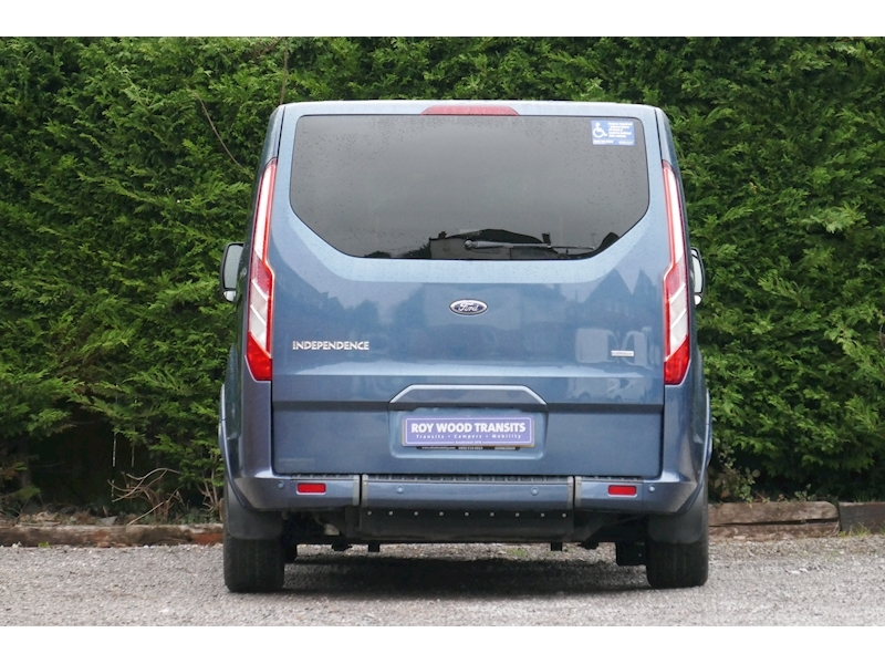 Ford Tourneo Custom WAV image 17