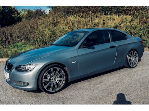 Bmw 3 Series 335I Se Coupe 3.0 Manual Petrol