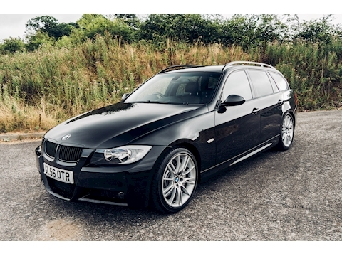 Bmw 3 Series 335D M Sport Touring Estate 3.0 Automatic Diesel