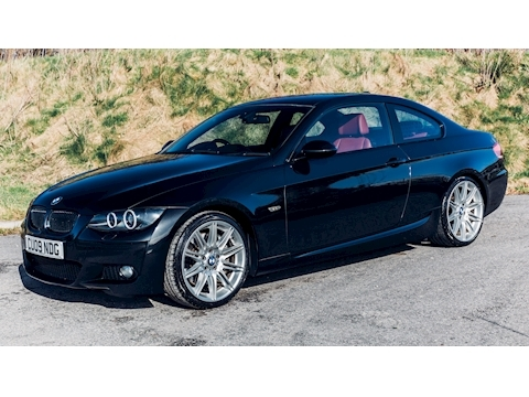 Bmw 3 Series 335D M Sport Coupe 3.0 Automatic Diesel