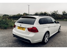 3 Series 318D M Sport Touring Estate 2.0 Manual Diesel