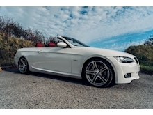 3 Series 330D M Sport Highline Convertible 3.0 Automatic Diesel