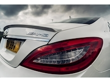 Cls Cls63 Amg Coupe 5.5 Automatic Petrol