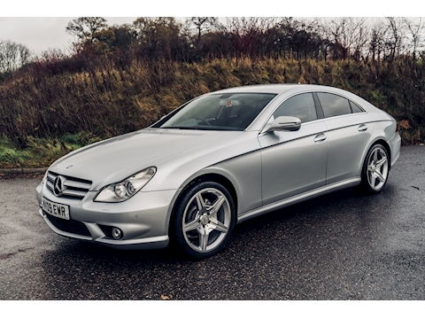 Mercedes Cls Cls320 Cdi Coupe 3.0 Automatic Diesel