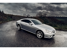 Cls Cls320 Cdi Coupe 3.0 Automatic Diesel