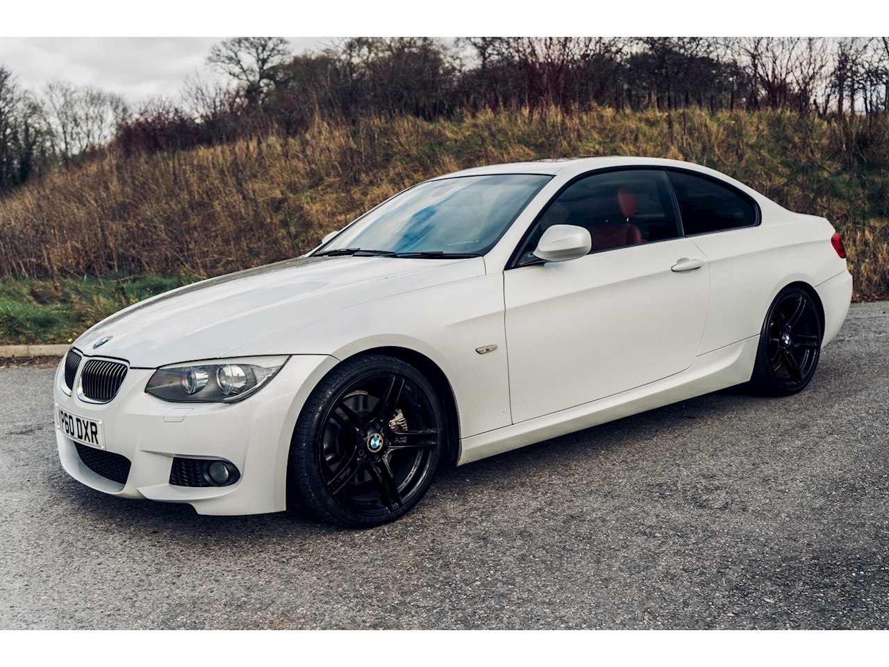 3 Series 330D M Sport Coupe 3.0 Manual Diesel