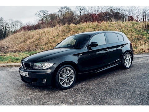 Bmw 1 Series 118D M Sport Hatchback 2.0 Manual Diesel