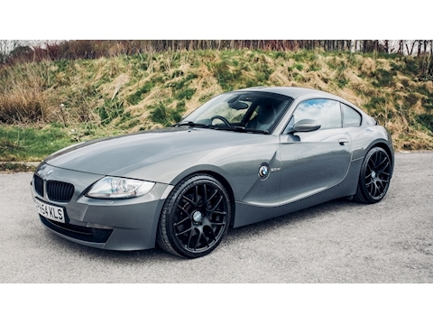 Bmw Z Series Z4 Si Sport Coupe Coupe 3.0 Manual Petrol