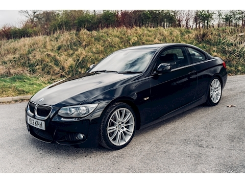 Bmw 3 Series 320D M Sport Coupe 2.0 Automatic Diesel