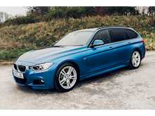 3 Series 320D M Sport Touring Estate 2.0 Automatic Diesel