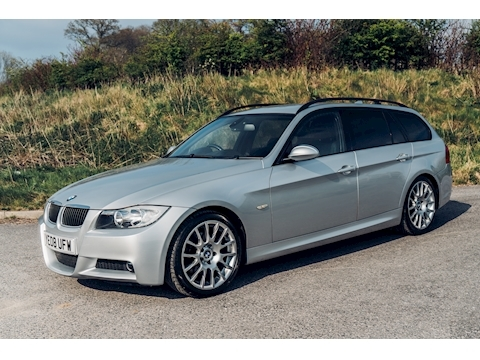 Bmw 3 Series 318D Edition M Sport Touring Estate 2.0 Manual Diesel
