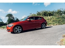 1 Series 116I Sport Hatchback 1.6 Manual Petrol