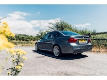 3 Series 320D M Sport Saloon 2.0 Manual Diesel