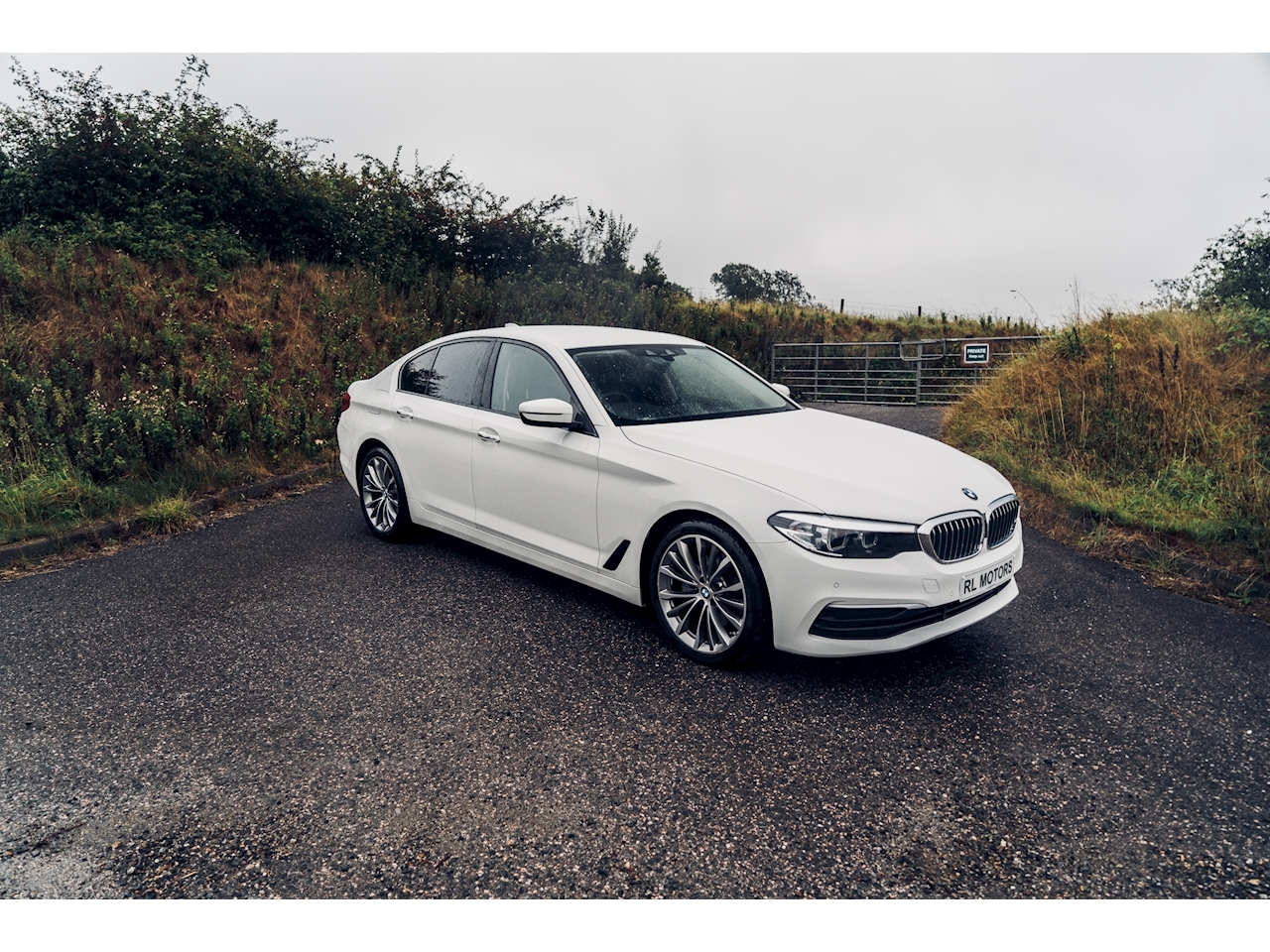 5 Series 520D Xdrive Se Saloon 2.0 Automatic Diesel