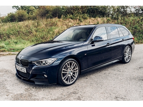 Bmw 3 Series 330D M Sport Touring Estate 3.0 Automatic Diesel