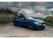 3 Series 330D M Sport Touring Estate 3.0 Automatic Diesel