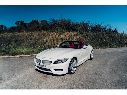 Bmw Z Series Z4 Sdrive35i M Sport Roadster Convertible 3.0 Automatic Petrol