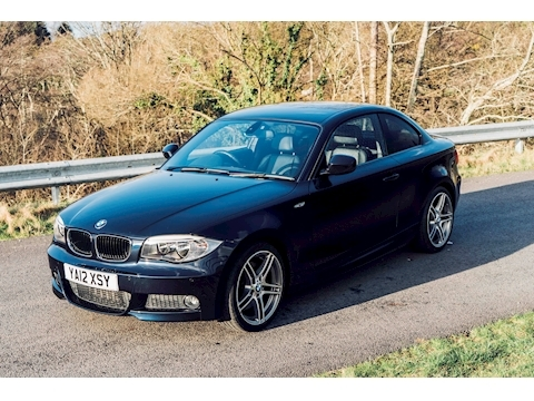 BMW 1 Series 123D Sport Plus Edition Coupe 2.0 Automatic Diesel