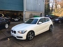 1 Series 114I Sport Hatchback 1.6 Manual Petrol