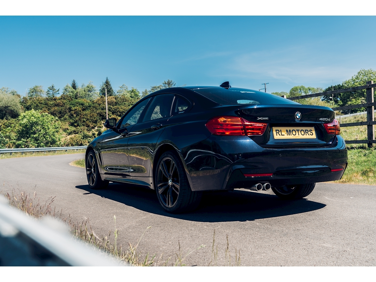 BMW 4 Series 420D Xdrive M Sport Gran Coupe Coupe 2.0 ...