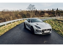 F-Type R Awd Coupe 5.0 Automatic Petrol