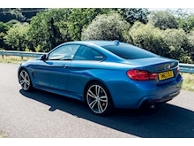 4 Series 420d M Sport Coupe Coupe 2.0 Manual Diesel