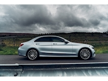 C Class AMG Line Saloon 2.1 G-Tronic+ Diesel