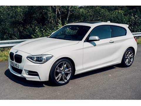 BMW 1 Series M135i 3 door 3 Door Sports Hatch 3.0 Manual Petrol