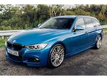 3 Series 330d M Sport Touring Touring 3.0 Automatic Diesel
