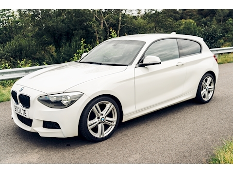 BMW 1 Series 116i M Sport 3-door 3 Door Sports Hatch 1.6 Manual Petrol