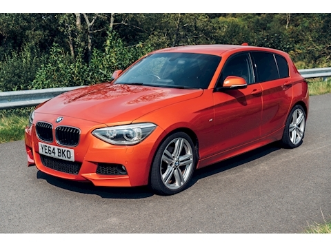 BMW 1 Series 120d M Sport 5 door 5 Door Sports Hatch 2.0 Automatic Diesel