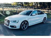 A4 Black Edition Saloon 3.0 S Tronic Diesel