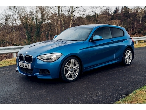 BMW 1 Series 120d M Sport 3 door 3 Door Sports Hatch 2.0 Manual Diesel
