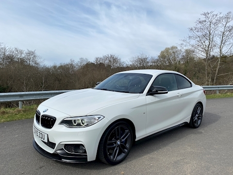 BMW 2 Series 228I M Sport Coupe 2.0 Manual Petrol