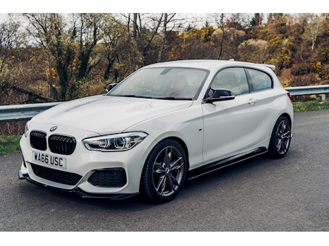 BMW 1 Series M140i Hatchback 3.0 Manual Petrol