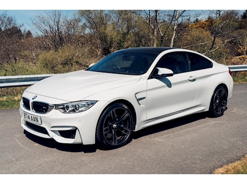 BMW M4 Coupe DCT Automatic Petrol