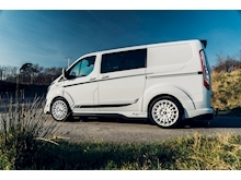 Transit Custom R181 m-sport limited edition 2.0 Panel Van Manual Diesel