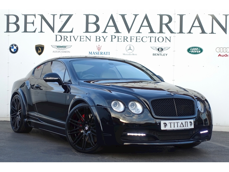 Bentley Continental Gt Speed Series 51 Coupe 6.0 Automatic Petrol